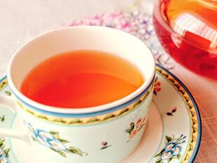 白山命水でお茶や紅茶